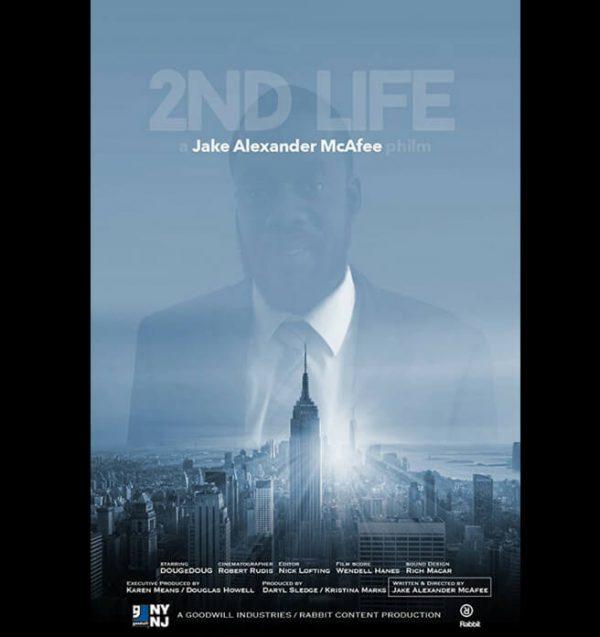 2nd Life. New York City. Empire State Building. Doug E. Doug