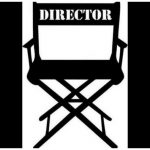 Five Must Knows If You're Going To Be A Film Director. Director's chair.