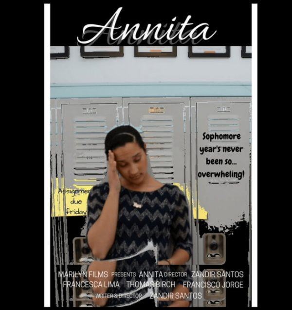 Annita, short teen film. Girl in high school. Click to enhance viewing. Product number 1410. Available on www.marilynfilms.com.