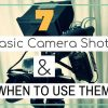 7 Basic Camera Shots And When To Use Them