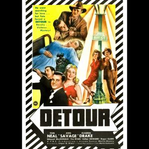 Detour (Film Noir, Tom Neal, Ann Savage)