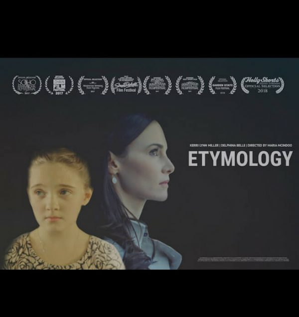 Etymology. Perfection. Mother and daughter. Movie poster.