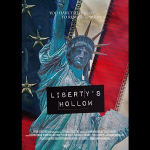Liberty's Hollow, short political thriller film. Statue of Liberty. American flag. Click to enhance viewing. Available on www.marilynfilms.com.