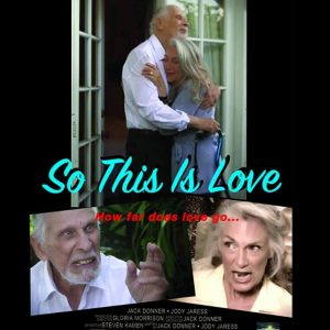 So This Is Love. Movie poster. Jody Jaress. Jack Donner.