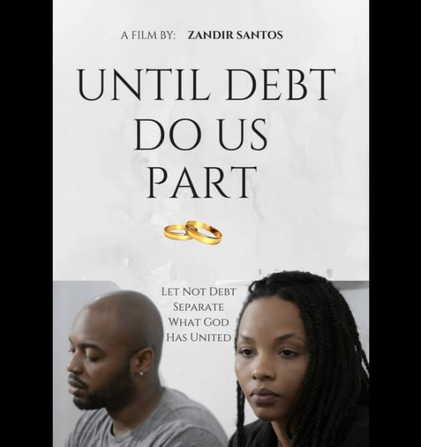 Until Debt Do Us Part, short love drama film. African American couple. Click to enhance viewing. Product number 1915 .Available on www.marilynfilms.com.