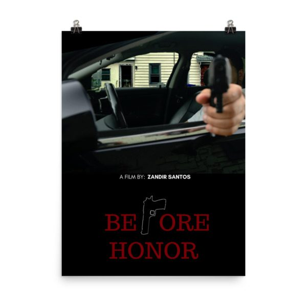 Before Honor movie poster. Click to enhance viewing. Available on www.marilynfilms.com, product number 1922.